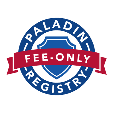 Paladin Registry Logo Fee-Only Financial Planner