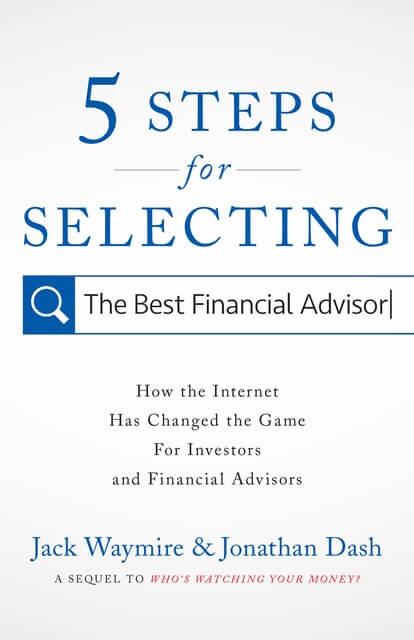 5 Steps for Selecting the best financial advisor