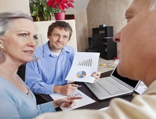 The Market Makes You Nervous? –  How to Get a Grip on Retirement Planning
