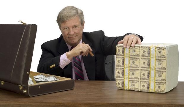 greed Wells Fargo