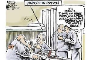 broker a madoff